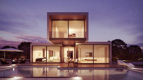 projekty wnętrz domów